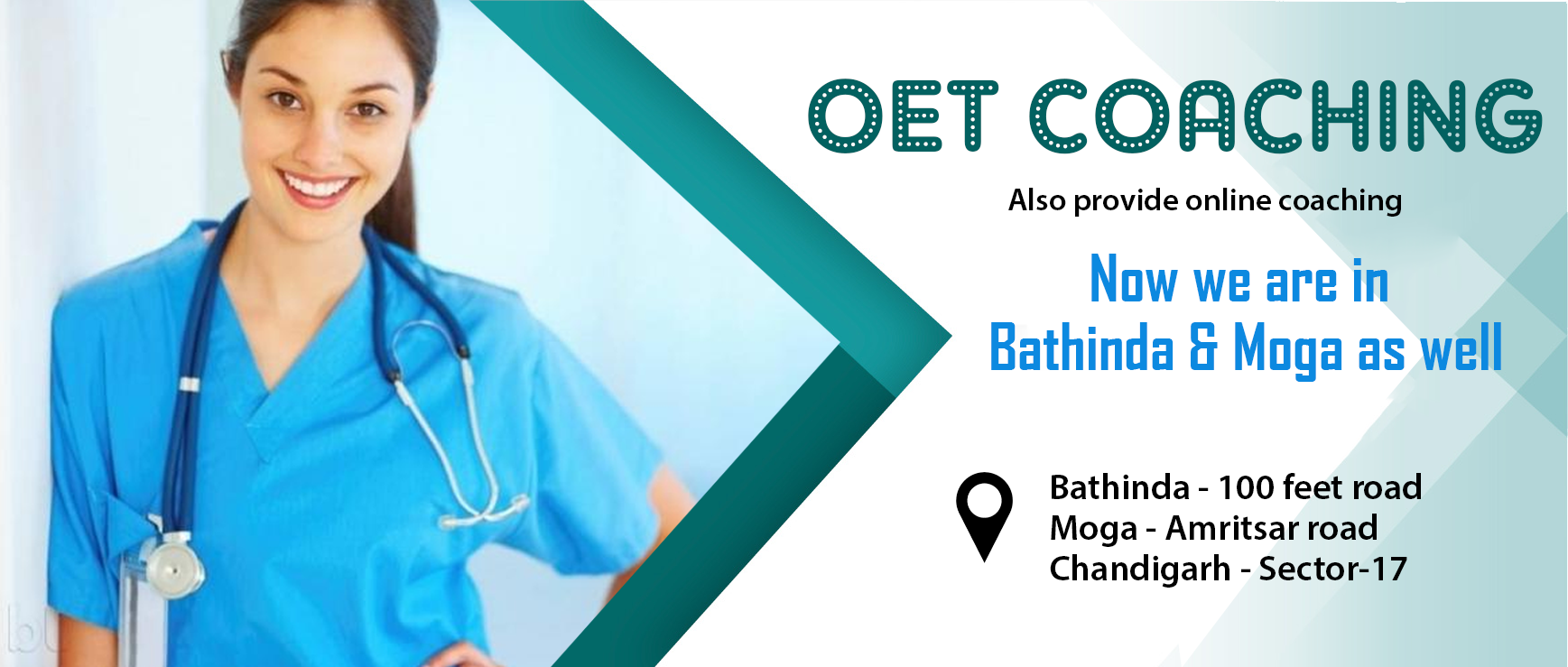 OET Coaching Institute in Bathinda | Phn: 9914232871 | Lead